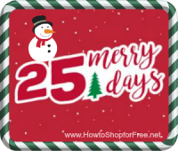Kroger 25 Merry Days—New Offers, Up to $10.75 in Savings!