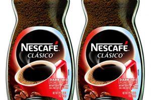7oz. Nescafe Clasico $4.38/bottle! Cheaper Than Stores!