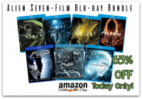 *Deal of the Day* $34.99 Alien 7-Film Franchise Blu-ray Bundle (Save $65)