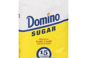 4lb. Domino Sugar only $1.38 at Price Rite! (10/1-19)
