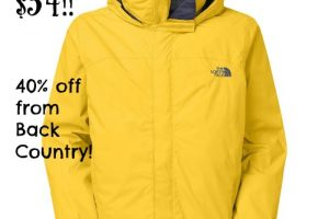 40% off The North Face Resolve Jacket ~ HURRY, Not Many Left!