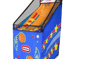 $25 Little Tikes Easy Score Basketball Arcade (Reg/$60) FREE Ship!