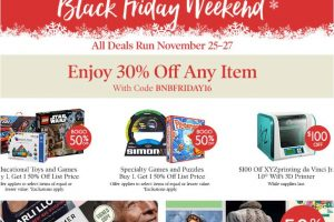 Barnes and Noble Black Friday Ad Scan