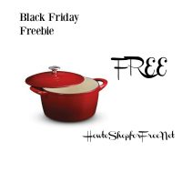 FREE Dutch Oven on Black Friday at Sears!!