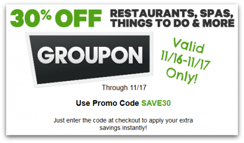 Groupon Coupon!   How to Shop For Free with Kathy Spencer