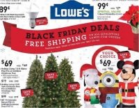 Lowes Black Friday Ad Scan