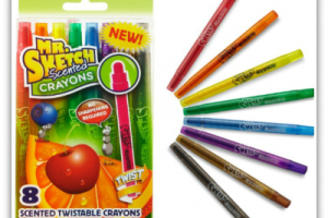 50¢ Mr. Sketch Twistable Scented Crayons @ Publix ~ Stocking Stuffer!