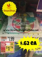 Wow Ocelo Sponges only $.62 each at Stop & Shop