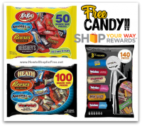 FREE Hershey's Candy from Sears!