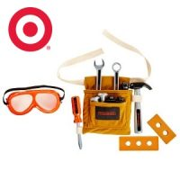 Today Only @ Target ~ Black+Decker Toy Tool Belt $5.00!