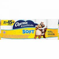 Charmin® Essentials TP, 20 Giant Rolls ONLY $8!!
