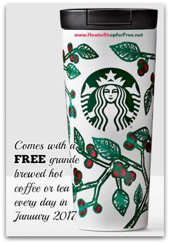 e85cc4cb8c8 Starbucks Tumbler! | How to Shop For Free with Kathy Spencer