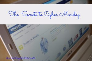 Secrets to a Successful Cyber Monday