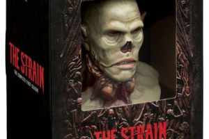 $25 The Strain: Season 1 ~ Collector's Limited Edition (Reg/$60)