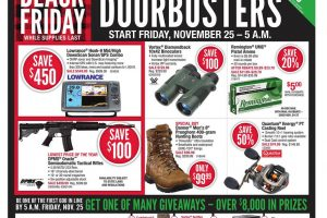 Cabela's Black Friday Ad Scan