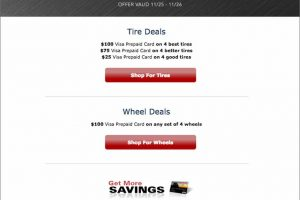 Discount Tire How To Shop For Free With Kathy Spencer