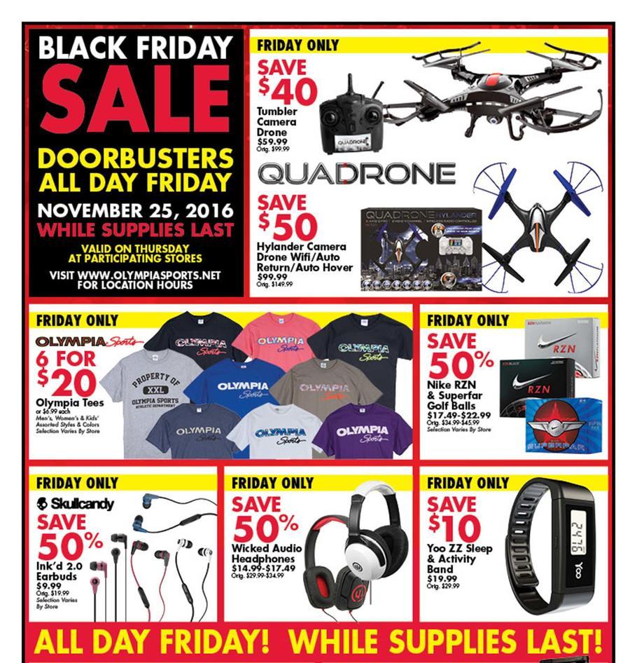 Bf goodrich black friday deals