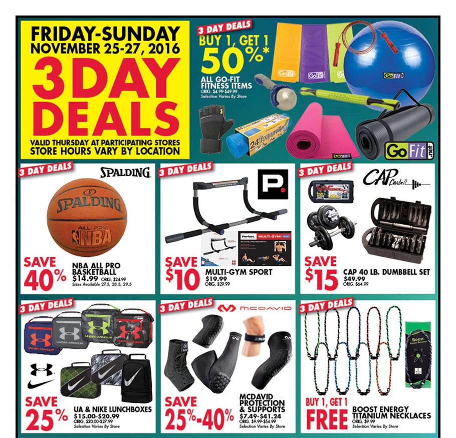Olympia Sports Black Friday 2015: How To Shop For Free With Kathy Spencer