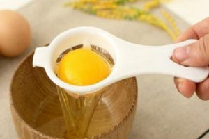 .50 Egg Yolk Separator ~ FLASH SALE, 58 Left in Stock!