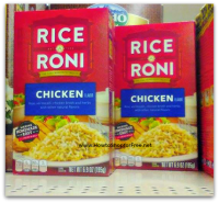63¢ Rice-A-Roni/Pasta-Roni at Dollar Tree ~ Print Now!