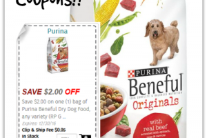 $3.50 Beneful @ DG ~ Grab Coupons from Daily Dimes!