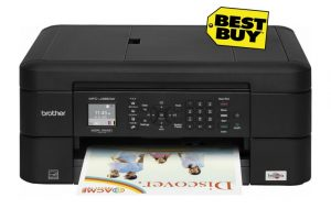 $40 Brother Wireless Printer from Best Buy, Today Only!!! ($50 OFF)