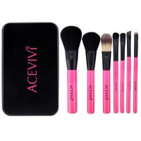 7pc. Cosmetic Brushes Tin ~ 60% OFF! *Lightning Deal*