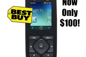 $200 OFF Logitech 15-Device Universal Remote!!