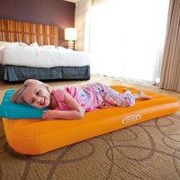 75% OFF Intex Cozy Kidz Inflatable Airbed ~ Under $10!