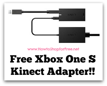 FREE Kinect Adapter | How to Shop For Free with Kathy Spencer