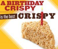 Free Birthday Crispy at Noodles & Company!