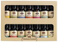 *Lightning Deal* Aromatherapy Oil Starter Kit (14/10mL bottles) 53% OFF