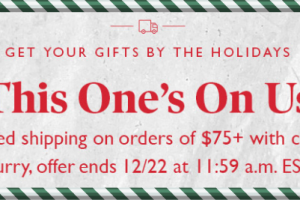 FREE Expedited Shipping from Barnes & Noble!!