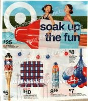 Target EARLY Ad Scan ~ June 25 thru July 1