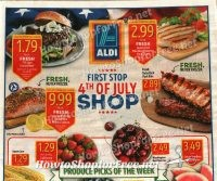 Aldi EARLY Ad Scan ~ June 25 to July 1