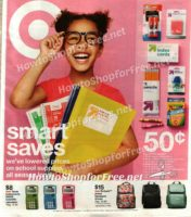 Target Early Ad Scan ~ July 16-22