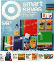 TARGET Early Ad Scan for Sunday! (July 30-Aug 5)