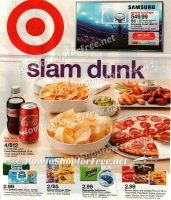 Target Early Ad Scan ~ March 12-18