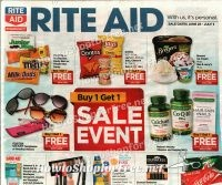Rite Aid EARLY Ad Scan ~ June 25 to July 1