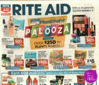 Rite Aid Ad Scan ~ September 3-9