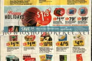 Stop & Shop Early Ad Scan 12/9 – 12/15