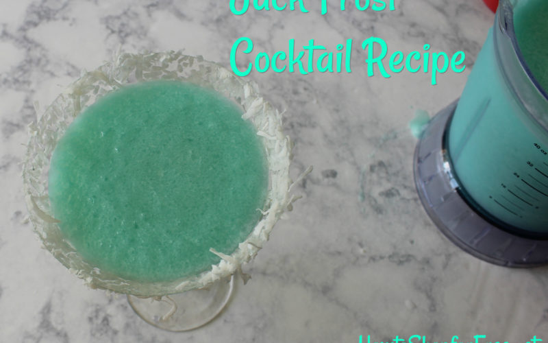Jack Frost Cocktail Recipe 21+