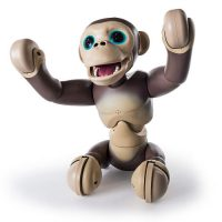 $75 Zoomer Interactive Chimp+Voice Command!! Save $45, HURRY!