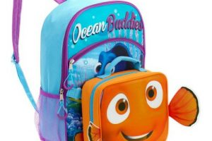 Finding Dory Backpack+Lunchbox, as low as $1.00!! (YMMV) Reg. $12.88