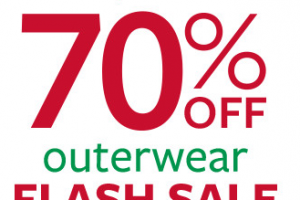 Carter's Flash Sale ~ 70% OFF Outerwear, Today Only!