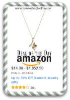 Save BIG on Beautiful Diamond Jewelry Gifts!—Deal of the Day