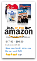 Save on Classic Series on Blu-ray & DVD!—Deal of the Day