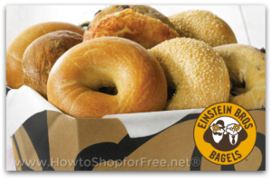 $7 Baker's Dozen Bagels at Einstein Bros Bagels, Every Monday!