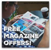 Free Subscription to Time, Sports Illustrated & People Magazine