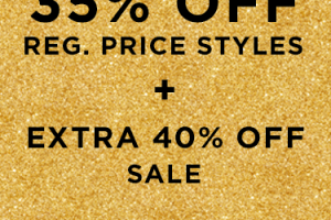 Save up to 40% off at GAP.com ~ Today Only!